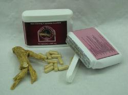 Ginseng capsules